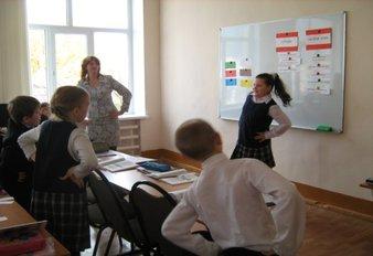 справка по проверке преподавания математики - Тополинская